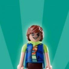 Playmobil: PLAYMOBIL SERIE 2 CHICO MONOPATÍN SKATER FIGURA MUÑECO SOBRE SORPRESA. Lote 101477288