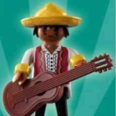 Playmobil: PLAYMOBIL SERIE 2 MEXICANO MEJICANO MÉXICO FIGURA MUÑECO SOBRE SORPRESA. Lote 101477579