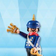 Playmobil: PLAYMOBIL SERIE 9 GUARDIA PRUSIANO O VICTORIANO FIGURA MUÑECO SOBRE SORPRESA. Lote 101514599