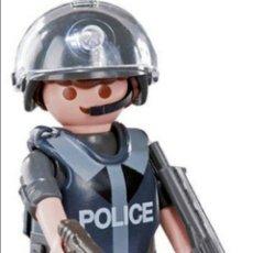 Playmobil: PLAYMOBIL SERIE 5 POLICÍA FIGURA MUÑECO SOBRE SORPRESA. Lote 101514907