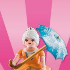 Playmobil: PLAYMOBIL SERIE 8 CHICA VICTORIANA FIGURA MUÑECO SOBRE SORPRESA. Lote 101515087
