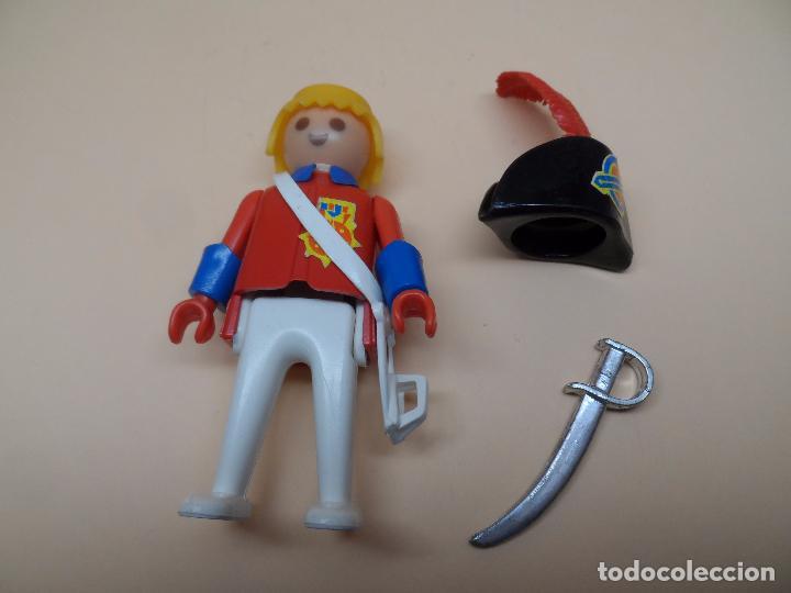 Playmobil: FAMOBIL SOLDADO INGLÉS OFICIAL - Foto 2 - 101623551