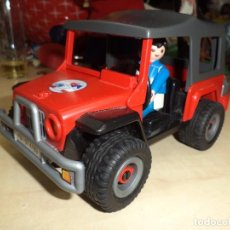 Playmobil: PLAYMOBIL 1988.JEEP CON CONDUCTOR.REF.4189.. Lote 101934807