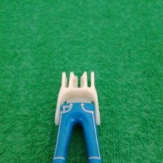 Playmobil: PLAYMOBIL PIERNAS AZULES BOTA CAMPERA MARRÓN CIUDAD PIRATAS OESTE VAQUERO SOLDADOS MEDIEVAL. Lote 110067114