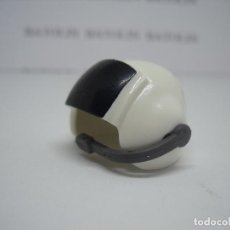 Playmobil: PLAYMOBIL CASCO CON MICRÓFONO PILOTO HELICÓPTERO . Lote 103129434