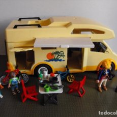 Playmobil: PLAYMOBIL. AUTOCARAVANA FAMILIAR. REF. 3647.. Lote 102123443