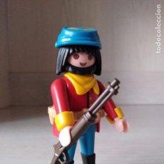 Playmobil: PLAYMOBIL,SOLDADOS,CUSTOM,OESTE,WESTERN,NORDISTAS,SUDISTAS,LOTE,. Lote 102548875