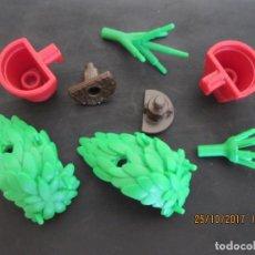 Playmobil: PLAYMOBIL LOTE DE VEGETACION MACETAS . Lote 102779203