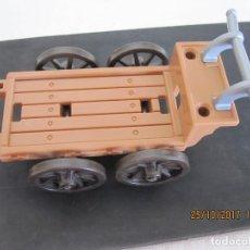 Playmobil: PLAYMOBIL ACCESORIO CARRO CARRETA OESTE MEDIEVAL OTROS. Lote 102781935
