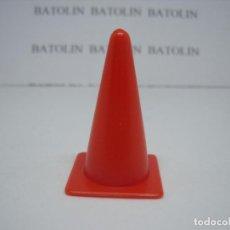 Playmobil: PLAYMOBIL CONO OBRAS CONSTRUCCIÓN TRAFICO. Lote 102872663