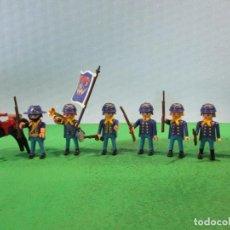 Playmobil: PLAYMOBIL-SOLDADOS NORDISTAS-OESTE-WESTERN. Lote 110051944