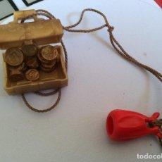 Playmobil: COMPLEMENTO COFRE TESORO Y MONEDAS PARA CAMELLO PLAYMOVIL. Lote 103131651