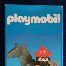 Playmobil: PLAYMOBIL 3343 BANDIDO DEL OESTE CON CABALLO AÑOS 80. . Lote 103166967