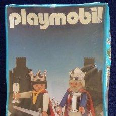 Playmobil: PLAYMOBIL 3905 REY Y PRINCIPE, CON TRONOS Y ACCESORIOS AÑOS 80. . Lote 103167171