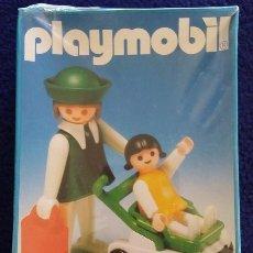 Playmobil: PLAYMOBIL 3597 MAMÁ Y BEBE EN SILLITA AÑOS 80. . Lote 103167331