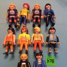 Playmobil: LOTE PLAYMOBIL FIGURAS VARIAS (K78). Lote 103210367