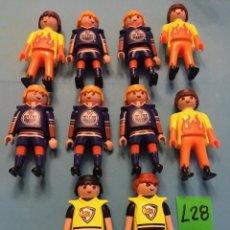 Playmobil: LOTE PLAYMOBIL FIGURAS VARIAS (L28). Lote 103210527