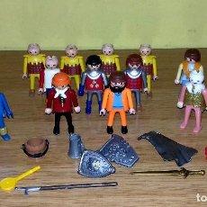 Playmobil: LOTE DE FIGURAS PLAYMOBIL.. Lote 103341855