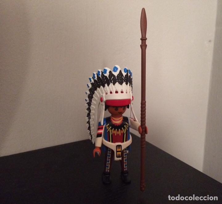 Playmobil: Playmobil Jefe indio - Foto 2 - 103383228