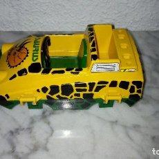 Playmobil: CARROCERÍA COCHE SAURUS, SAFARI 4175. Lote 103420311