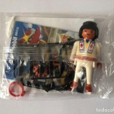 Playmobil: PLAYMOBIL PROMO INDIO SPECIAL WESTERN OESTE INDIOS 4504. Lote 103532955