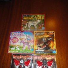 Playmobil: LOTE Nº 7 PLAYMOBIL 5 BLISTER EDICIONES LIMITADAS. Lote 103590503