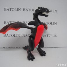 Playmobil: PLAYMOBIL DRAGÓN PEQUEÑO ANIMALES CASTILLO. Lote 118572851