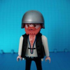 Playmobil: PLAYMOBIL 3831 MOTERO HARLEY CHOPPER HEAVY METAL MOTO THE BOSS 3085 3605 PLAYMOVIL 3000600 30006000. Lote 103751231