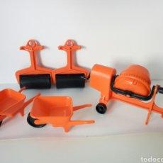 Playmobil: PLAYMOBIL. ANTIGUAS PIEZAS DE LA CONSTRUCCION. Lote 103751627