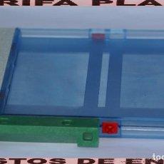 Playmobil: PARTE DE PARED VALLA CRISTAL DE ZOO, PARQUE GRANJA .... DE PLAYMOBIL USADO TAL Y COMO SE VE. Lote 103782455