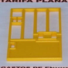 Playmobil: VALLA PUERTA DE ZOO, PARQUE GRANJA .... DE PLAYMOBIL USADO TAL Y COMO SE VE. Lote 103784071