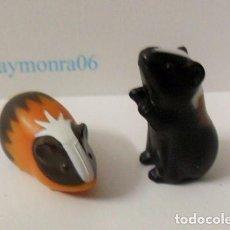 Playmobil: PLAYMOBIL C014 ANIMAL CHINCHILLA IDEAL COMPLETAR ESCENAS MEDIEVALES BOSQUES BELEN. Lote 103786991