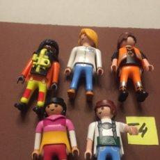 Playmobil: LOTE PLAYMOBIL FIGURAS VARIAS (T4). Lote 103793627