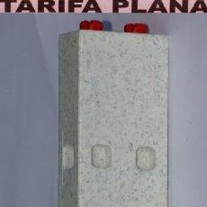 Playmobil: PARTE DE PARED SUELO PUERTA VENTANA ZOO CASA GRANJA .... DE PLAYMOBIL USADO TAL Y COMO SE VE. Lote 103798291