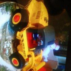 Playmobil: PALA ESCAVADORA PLAYMOBIL REF 3934 COMO NUEVO DESCATALOGADO. Lote 103822163