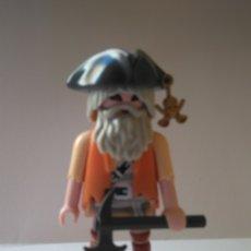 Playmobil: PLAYMOBIL PIRATA ISLA DEL TESORO NAUFRAGO 6679. Lote 141319097
