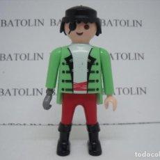 Playmobil: PLAYMOBIL FIGURAS PIRATAS . Lote 104113459