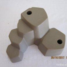 Playmobil: PLAYMOBIL ACCESORIO ROCA ESCENA DIORAMACIUDAD MEDIEVAL OTROS OESTE INDIOS. Lote 104146911