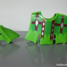 Playmobil: PLAYMOBIL MANTA GALA CABALLO GUALDRAPA MEDIEVAL TORNEO . Lote 149975648