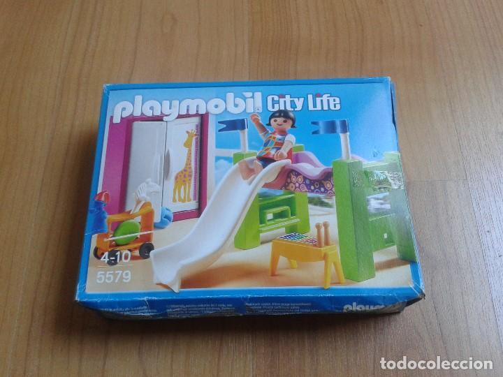 Playmobil 5579 City Life Armario Cama L Comprar Playmobil