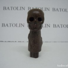 Playmobil: PLAYMOBIL POSTE CON CALAVERA PIRATAS MEDIEVAL. Lote 104240783