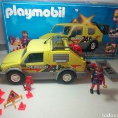 Playmobil: PLAYMOBIL. VEHICULO SERVICIO GRUA. REF. 3214.. Lote 104319536
