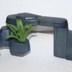 Playmobil: PLAYMOBIL MEDIEVAL TERRENO CON VEGETACION. Lote 164706834