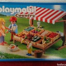 Playmobil: PLAYMOBIL CAJA VACÍA 6121 COUNTRY. Lote 105267268