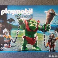 Playmobil: PLAYMOBIL REF 6004 TROL ENANOS. Lote 105305427