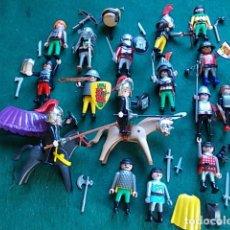Playmobil: LOTE DE PLAYMOBIL MEDIAVALES. Lote 105988500