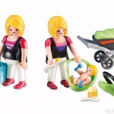 Playmobil: PLAYMOBIL6447- EMBARAZADA Y MAMÁ CON BEBÉ ¡PRECINTADO EN BOLSA ORIGINAL!. Lote 106147538