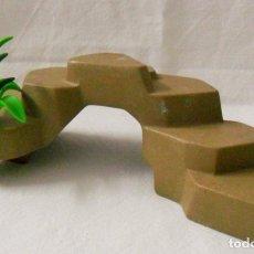 PLAYMOBIL C110 PLANTAS FLORES ARBOLES ROCA IDEAL COMPLETAR ESCENAS