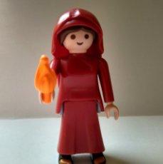 Playmobil: PLAYMOBIL DIOSES GRIEGOS DIOSA HESTIA DEL FUEGO HOGAR Y ARQUITECTURA ATENEA ZEUS . Lote 131709358