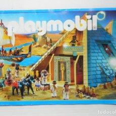 Playmobil: PEQUEÑO CATALOGO DE PLAYMOBIL. Lote 105707511